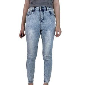 NWT NY&C Acid Wash Ankle Jeans